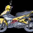 SYM Sport Rider 125i - Yamaha original parts by AH HONG MOTOR