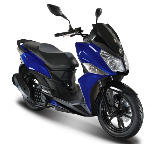 Sym Jet 14 - Yamaha original parts by AH HONG MOTOR