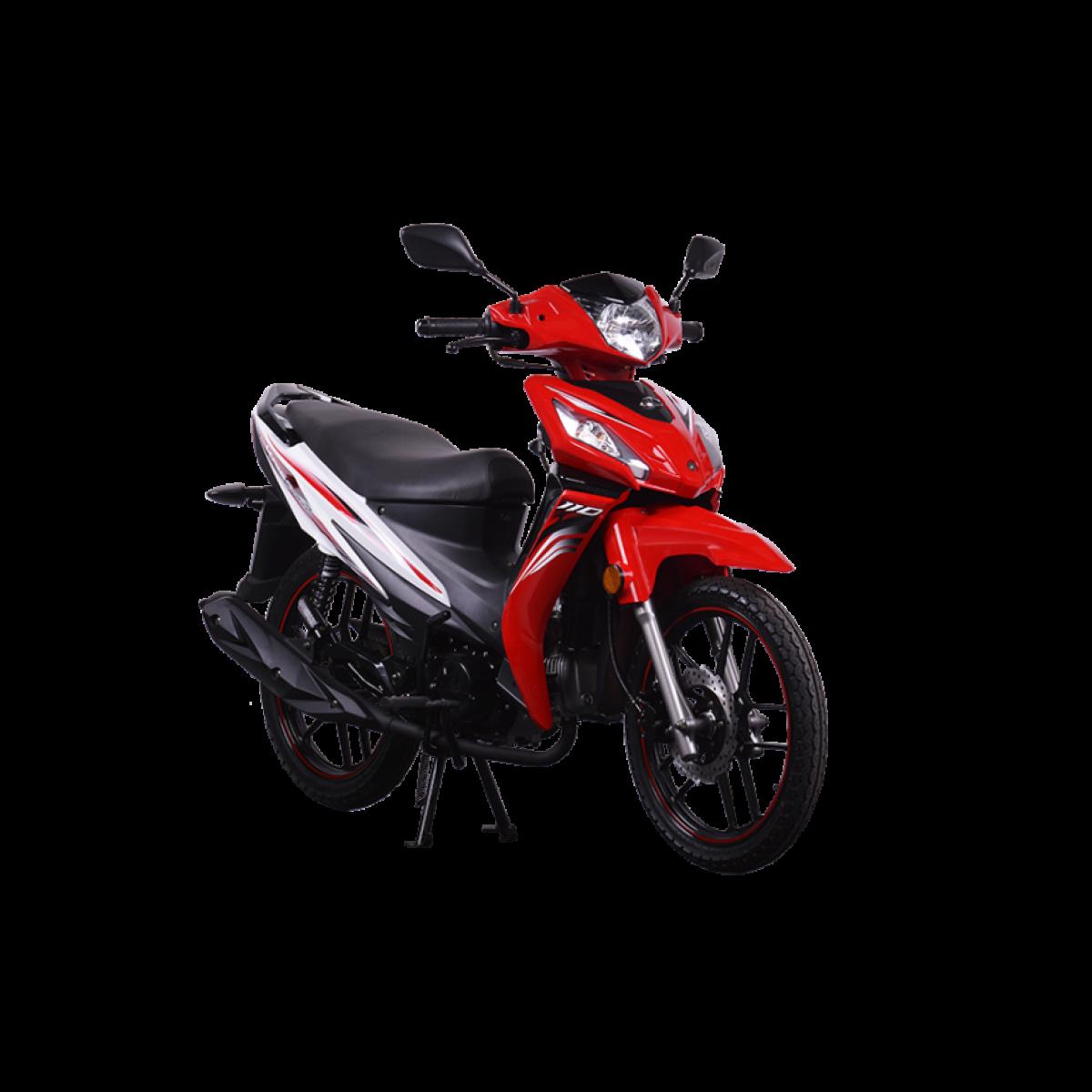Modenas Kriss Mr2 - Yamaha original parts by AH HONG MOTOR