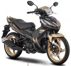 VF3i 185 SPECIAL EDITON - Yamaha original parts by AH HONG MOTOR