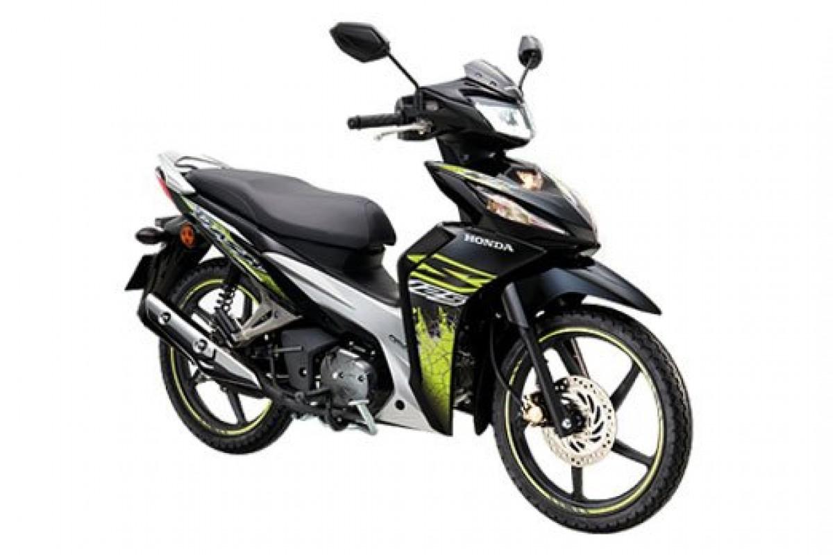 Honda Dash 125  Singledisc - Yamaha original parts by AH HONG MOTOR