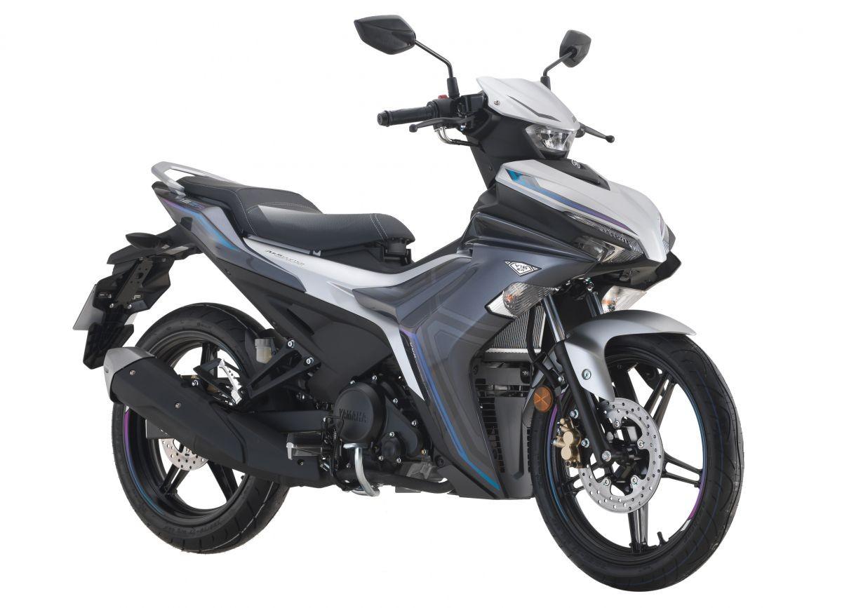 Y16ZR - Yamaha original parts by AH HONG MOTOR