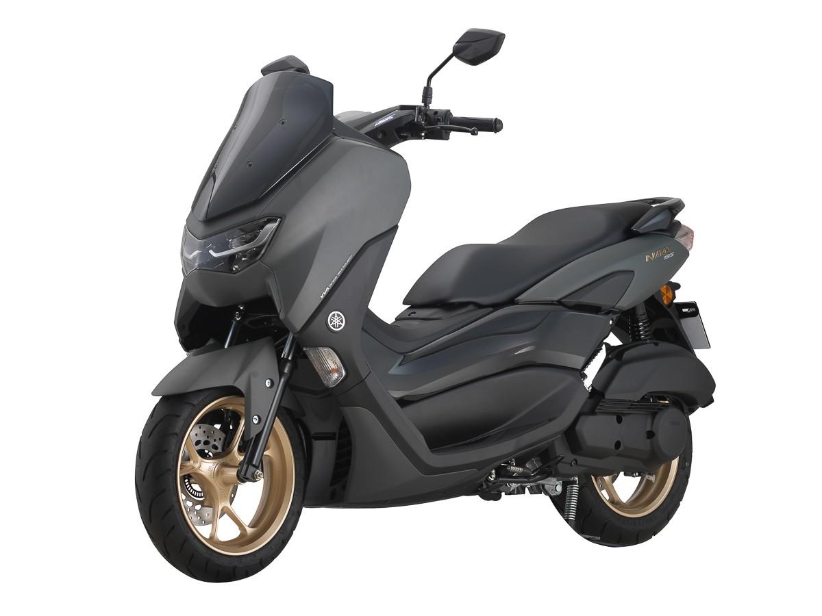 NMAX 155 (NEW) - Yamaha original parts by AH HONG MOTOR