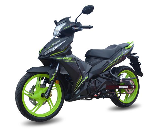 VF3i 185  LIMITED EDITION - Yamaha original parts by AH HONG MOTOR