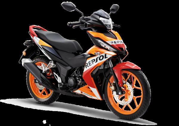 RS150 REPSOL EDITION - Yamaha original parts by AH HONG MOTOR