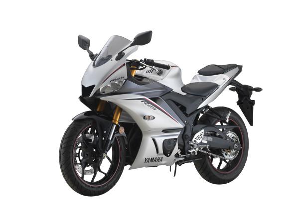 YZF R25 - Yamaha original parts by AH HONG MOTOR