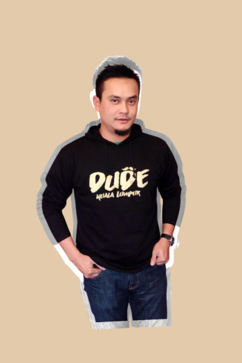 DUDE COLLECTION - Gold Font