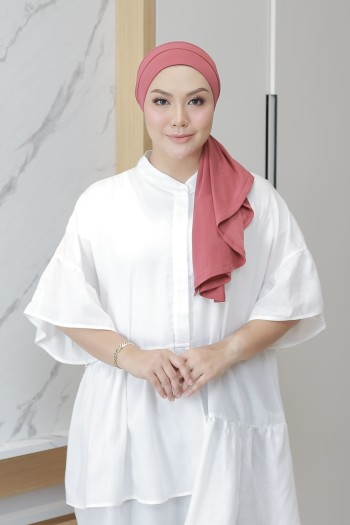 MEKNIS THE LABEL - Basic Turban - Pink - MEKNIS