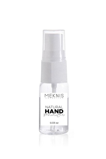 MEKNIS COSMETICS - Natural Hand Sanitizer - MEKNIS