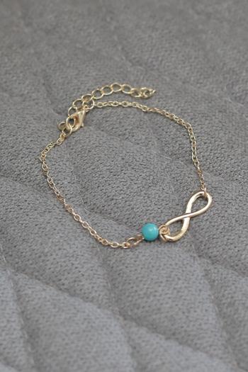 LOVE ME XO - Infinity Stone Bracelet