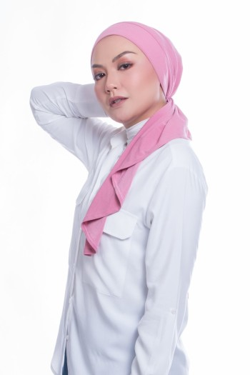 MEKNIS THE LABEL - Femme Turban - Pretty Pink