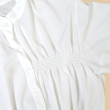 MEKNIS THE LABEL - Puffed Sleeve Shirt - MEKNIS