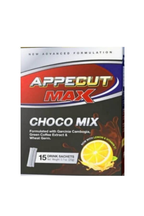 APPECUT MAXX - Choco Mix - MEKNIS