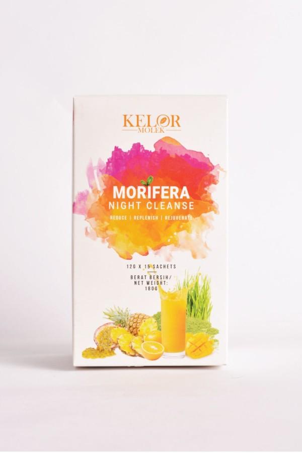 KELOR MOLEK - Morifera Night Cleanse - MEKNIS