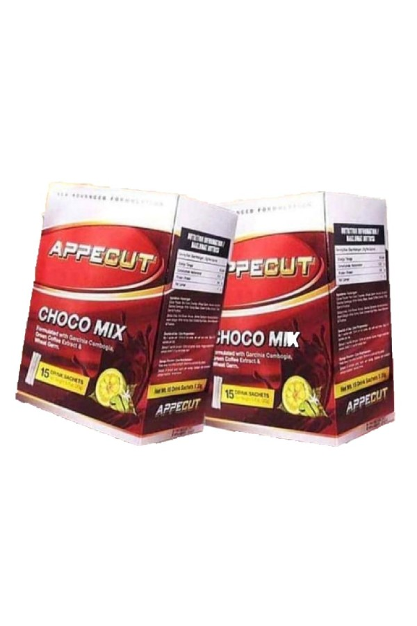 APPECUT - Choco Mix - MEKNIS