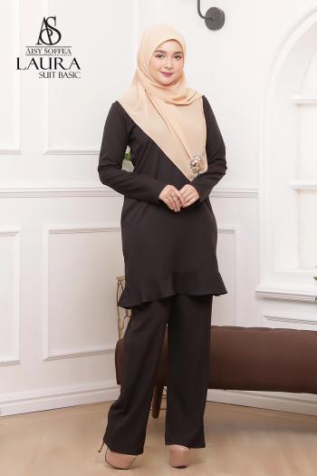 Laura Suit Basic Black