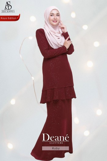 Deane Glitters Ruby