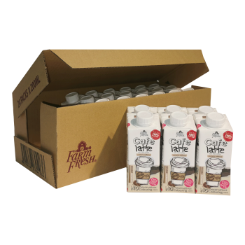 Farm Fresh Cafe Latte 200 ml x 24 pks