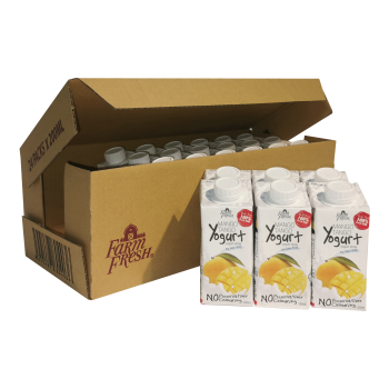 Farm Fresh Yogurt Drink Mango Tango 200 ml x 24 pks