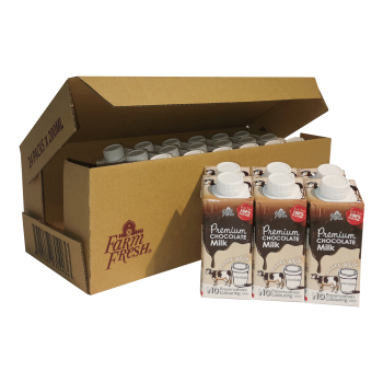 Farm Fresh Chocolate Milk 200 ml x 24 pks