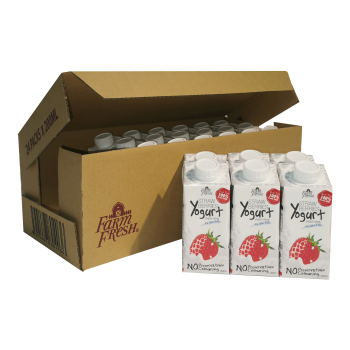 Farm Fresh Yogurt Drink Strawberries 200 ml x 24 packs