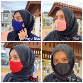 5 Lapisan Kain Face Mask