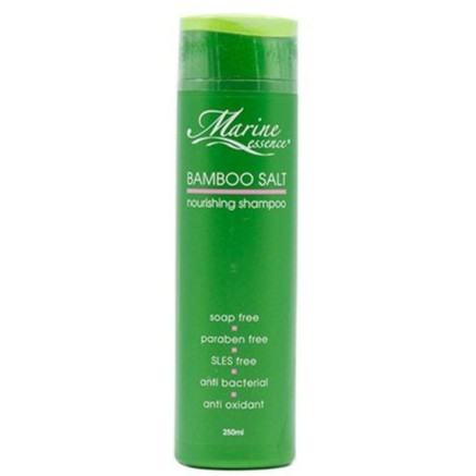 Marine Essence Bamboo Salt Nourishing Shampoo 250ml - Jamumall.com