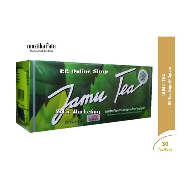 Mustika Ratu Jamu Tea (30 Bag's) - Jamumall.com