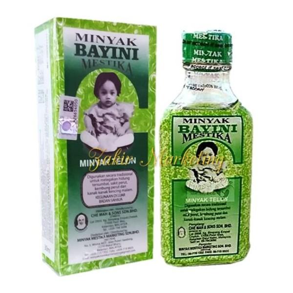 Minyak Bayini Mestika Telon Oil  - Jamumall.com