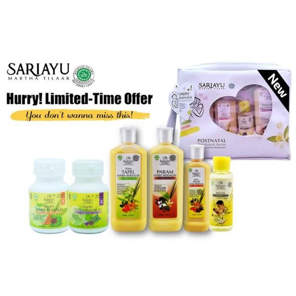 Sariayu Paket Set Habis Bersalin - Jamumall.com