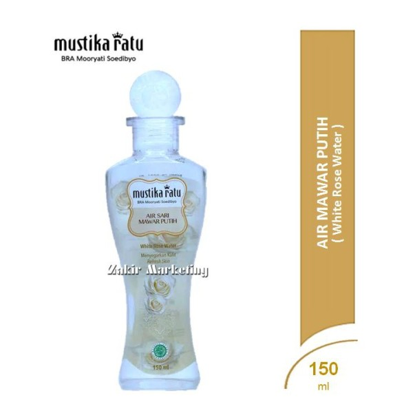 MUSTIKA RATU Air Sari Mawar Putih - Jamumall.com