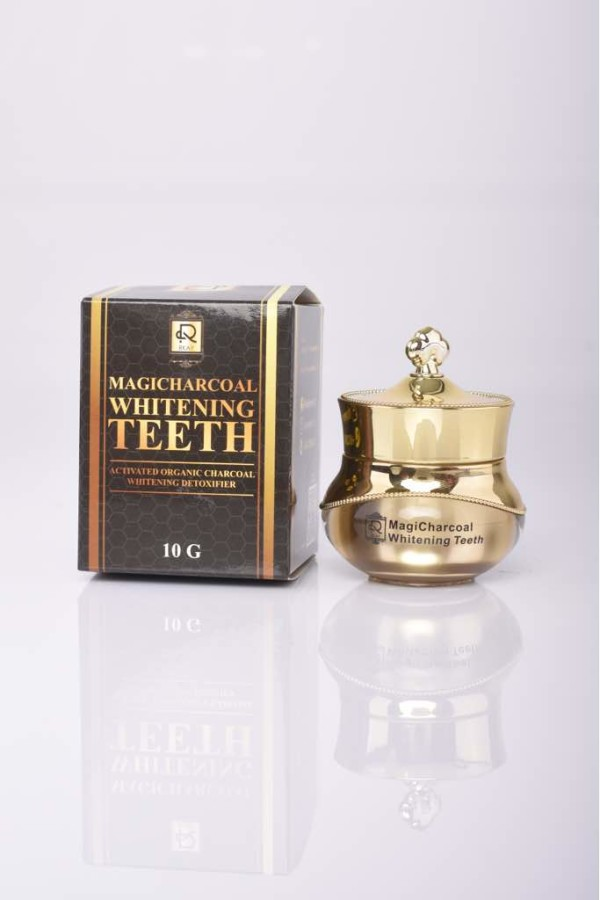 Magicharcoal Whitening Teeth by RKAY (2 unit!) - Jamumall.com