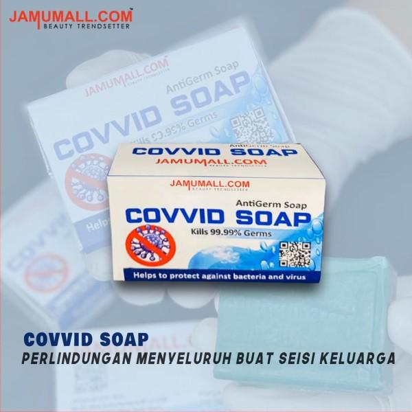 COVVID SOAP by Jamumall.com (1 Unit) - Jamumall.com