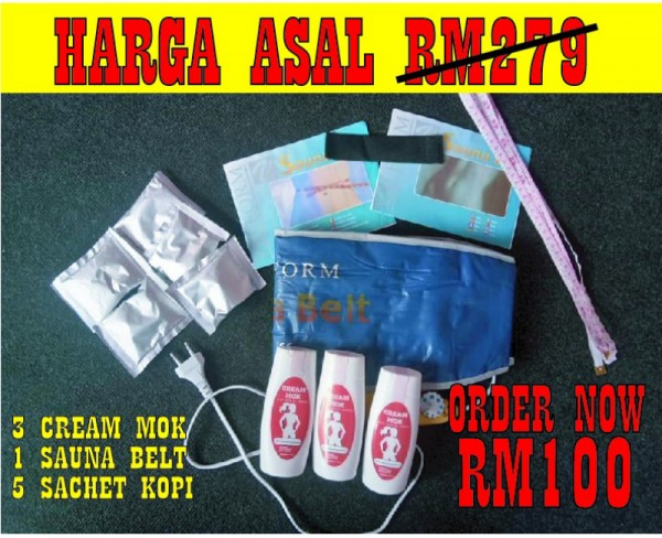 Set Kurus Cream Mok - Jamumall.com