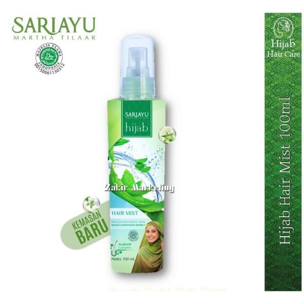 Sariayu Hijab Hair Mist - Jamumall.com