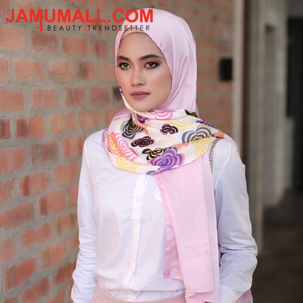 Sweet Pink - Scarf Secret by Jamumall - Jamumall.com