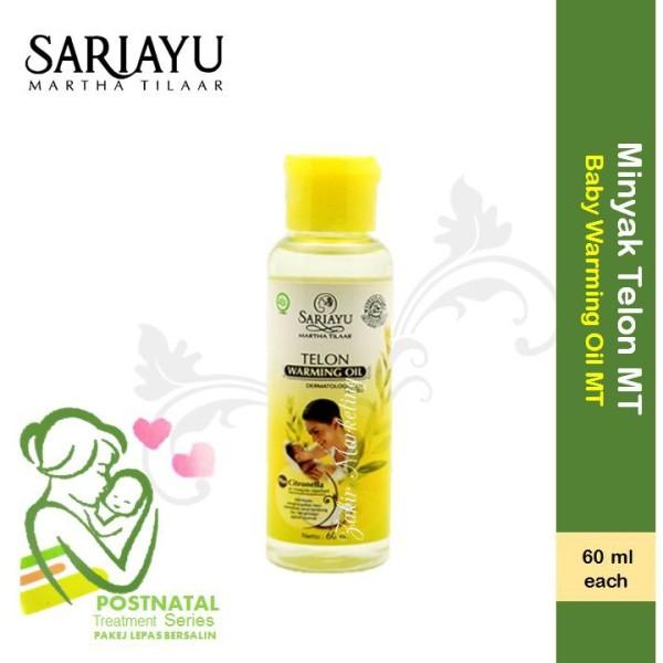 Sariayu Baby Warming Oil MT (Minyak Telon) - Jamumall.com