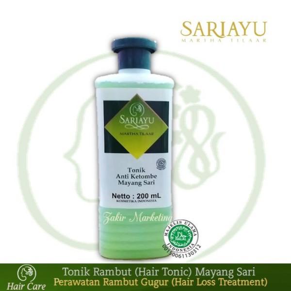 Sariayu Tonik Anti Ketombe Mayang Sari (Anti Dandruff Hair Tonic) - Jamumall.com