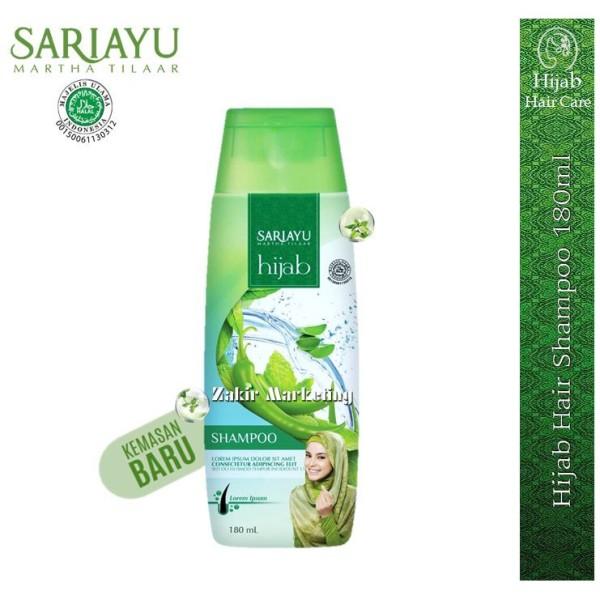Sariayu Hijab Shampoo - Jamumall.com