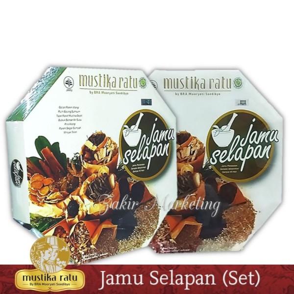 Mustika Ratu Jamu Selapan Set - Jamumall.com