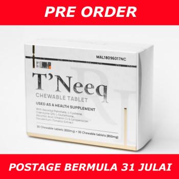 TNEEQ SMALL BOTTLES PRE ORDER
