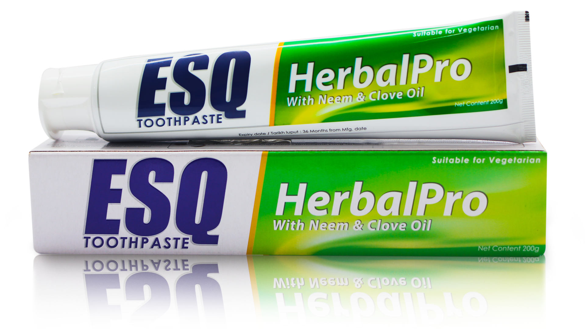 ESQ Herbal Toothpaste Herbalpro