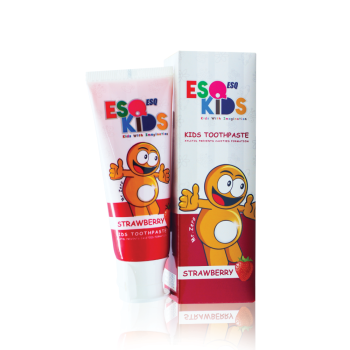 ESQ Kids Toothpaste Strawberry