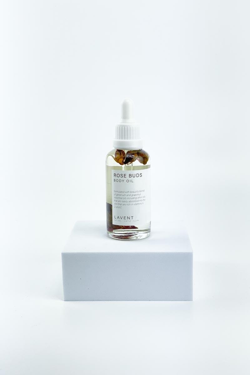 Rose Buds Body Oil