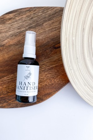 Hand Sanitiser with Essential Oils