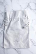 Medium Cotton Pouch - LAVENT