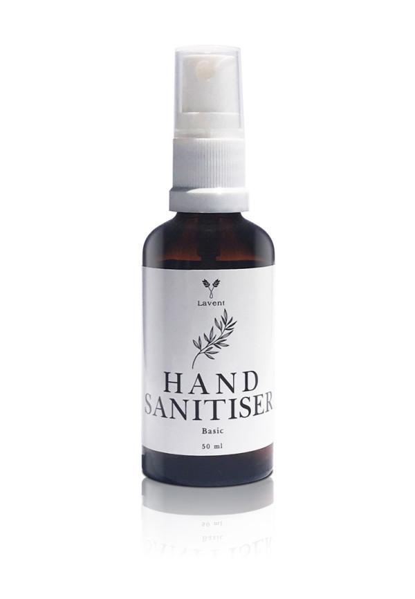 Hand Sanitiser Basic 50ml - LAVENT