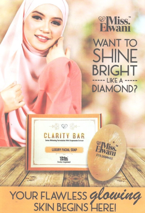 Skin Soap Clarity Bar - kugpis.my