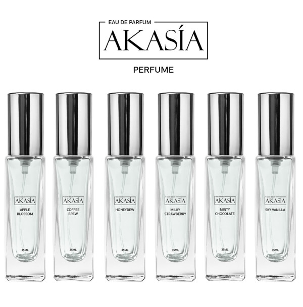 Akasia Body Perfume Fragrance (35ml) - Akasia | Be daring. Be an inspiration.