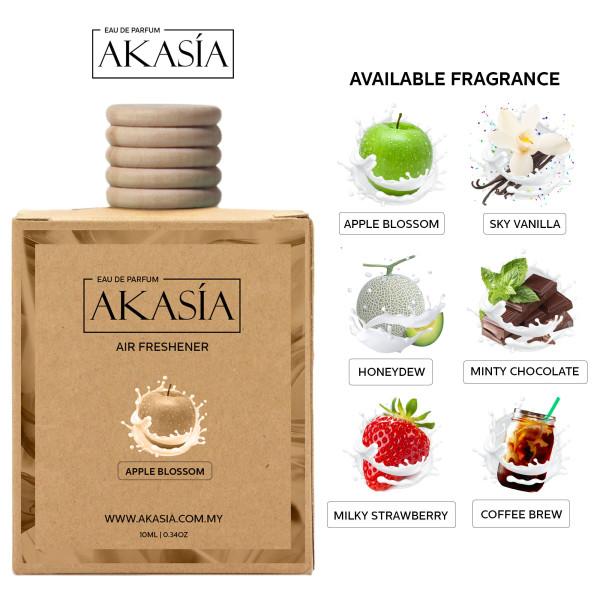 Akasia Car Perfume Air Freshener (10ml) - Akasia | Be daring. Be an inspiration.